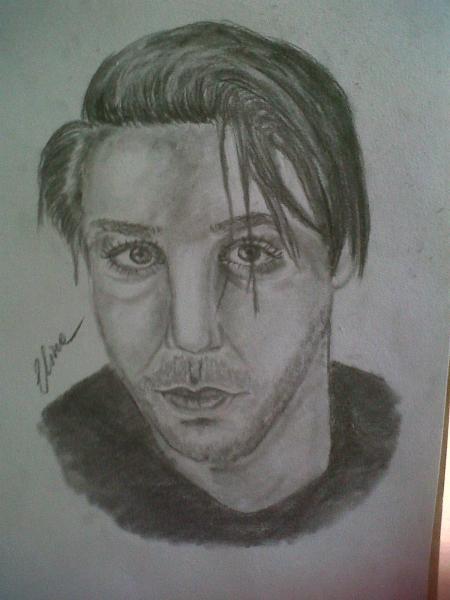 Till Lindemann por Elina